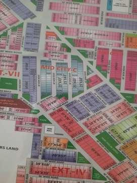 6marla plot for sale in sunny enclave Mohali