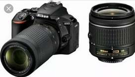 Only for rent. NikonD5600.