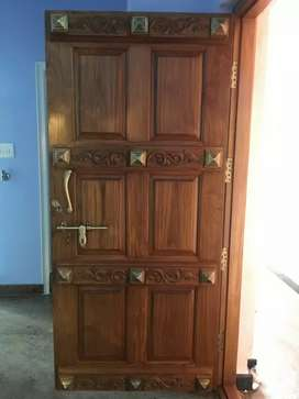 2BHK for rent in peaceful location