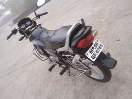 As a good condition bike for sell. Hero HF delux.