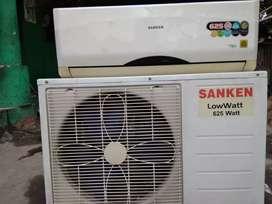 Jual AC Sanken 1pk lowat n AC di jamin,wilayah cipocok.