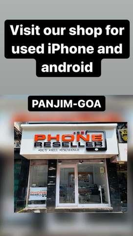 USED MOBILE STORE IN PANJIM - PHONERESELLER
