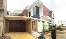 Newly constructed house 675 yards