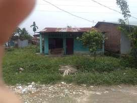 Jual tanah dan bangunan