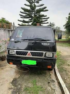 (Dijual) Mitsubishi L300 Pick Up Tahun 2018