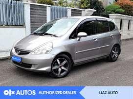 [OLX Autos] Honda Jazz 2007 i-DSI 1.5 Bensin A/T Silver #Liaz Auto