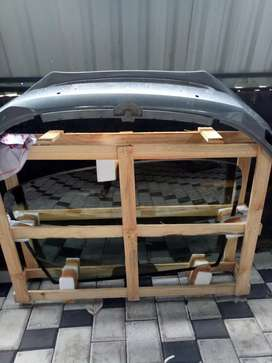Jetta main glass and bumber2013 model