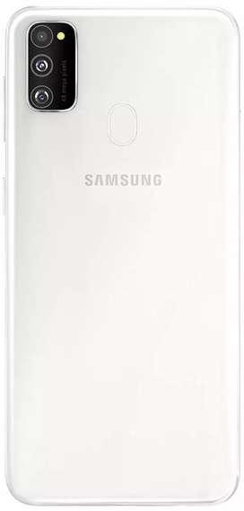 M30s white colour  sealed pack