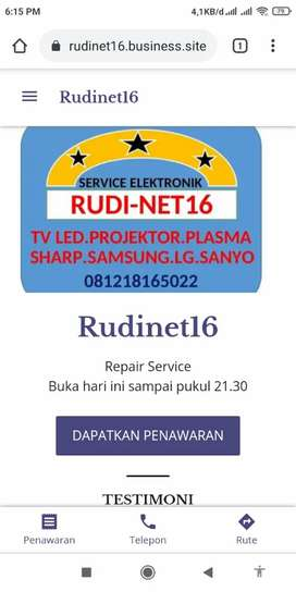 Service Panggilan. TV LCD LED.Plasma.smart Android