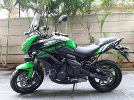 Kawasaki Versys 650 (2017) 1600kms