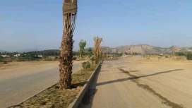 5 Marla plot available or sale in Faisal Hills B Block