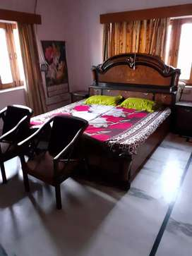 Without owner 3bhk fully furnished with all stuff rajendra nagar