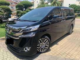 Vellfire alphard nik 2017 G ATPM, full option