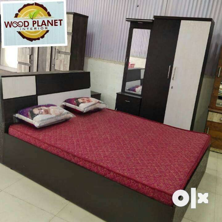 Excellent Design Brand New Bedroom Set In Offer Price
