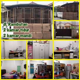 Rumah Murah Jl. Rambutan