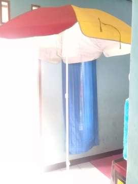 Payung buat usaha tinggi payung 180cm