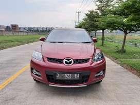 Dp 27 jt.! Kredit murah Mazda CX-7 Gt matic 2008 New look.!