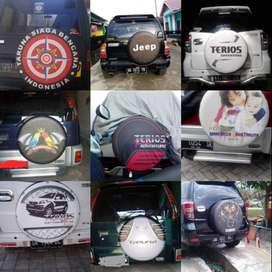 Cover Ban Serep Sarung Ban Ford Ecosport Everest Rush Terios  Mau biki