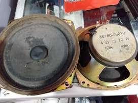 Speaker mobil phanter 6 inchi ori