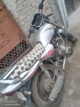 Selling my bike on urgent basis contact only interested person only...