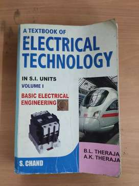 Electrical technology by B.L. THERAJA, A.K. THERAJA