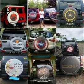 Cover--Sarung Ban Serep Rush-Taft terios jeep katana tolong dibeli dan