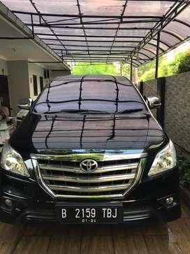 Toyota Kijang Innova 2.0 G A/T Bensin 2014