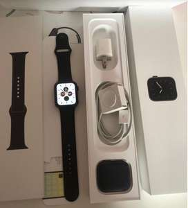 Apple Watch Series 5 - 44m Mulus No cacaf & OK