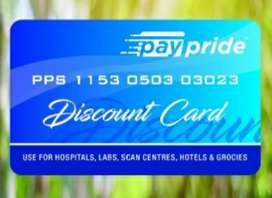 Pay Pride Discount card