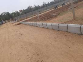 @@Gated community plots Residential Open Plots for Sale at Gagillapur@