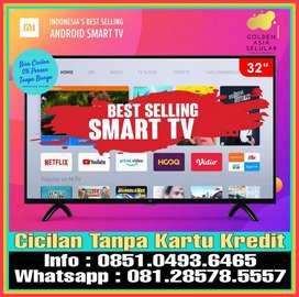 Promo Cicilan 0% Tanpa Bunga || Xiaomi Mi Smart TV mi4A 32 Inch