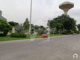 1 Kanal Plot for sale in Block C Canal Garden Lahore