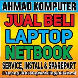 Laptop Sekon Asus Acer toshiba Hp ready