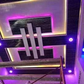 Plafon PVC murah berkualitas modern