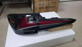Toyota fortuner tail light aftermarket