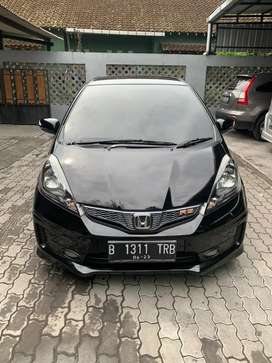 Honda Jazz RS AUTOMATIC 2013 Hitam