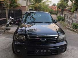 ford escape xlt limited edition
