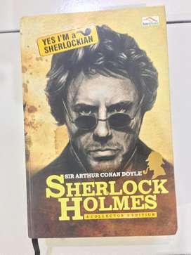 Sherlock Holmes collector edition hard cover