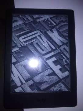 Kindle black coloured