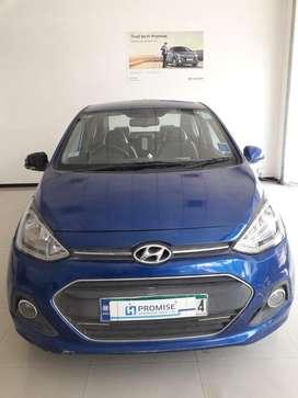 Hyundai Xcent 1.2 VTVT SX Option, 2014, Petrol