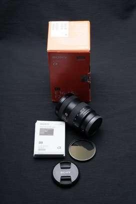 Sony 16-55mm f2. 8 G Mulus Lengkap