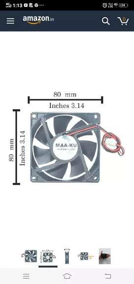 computer cooling fan12v, DC fan 12v computer cooling fan 80 mm, 25mm