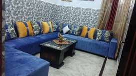 we are selling sofa with newly condition with well finished work