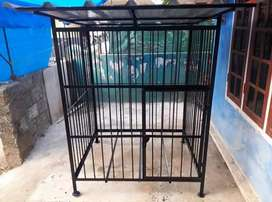 Dog cage for sale 5ft height, 4ft width