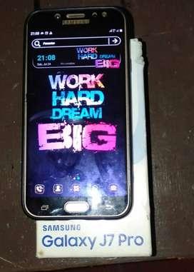 Samsung j7pro 32GB.