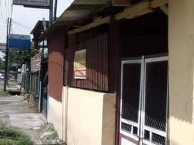 Dijual Tanah di pinggir Jalan Kapt. Patimura