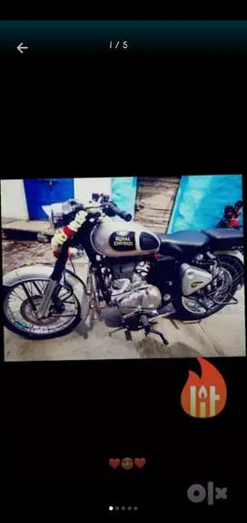 Royal Enfield classuc 500cc