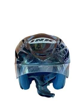 Helm Ink original hitam
