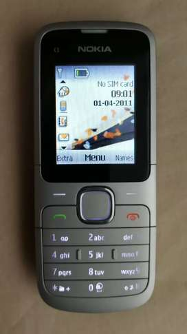 Nokia c1-01, Genuine, Full working, pta approved