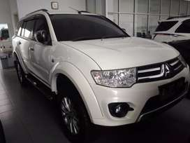 Pajero sport 2.5 E Exceed AT 2015